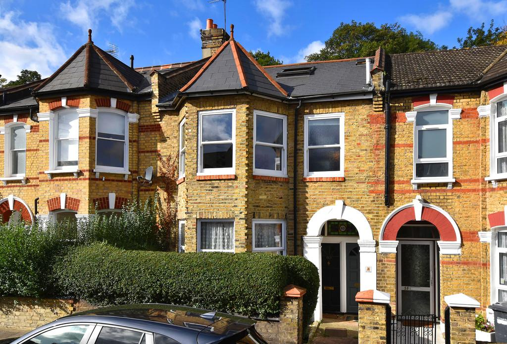 2 Bedrooms Flat for sale in Sandrock Road SE13