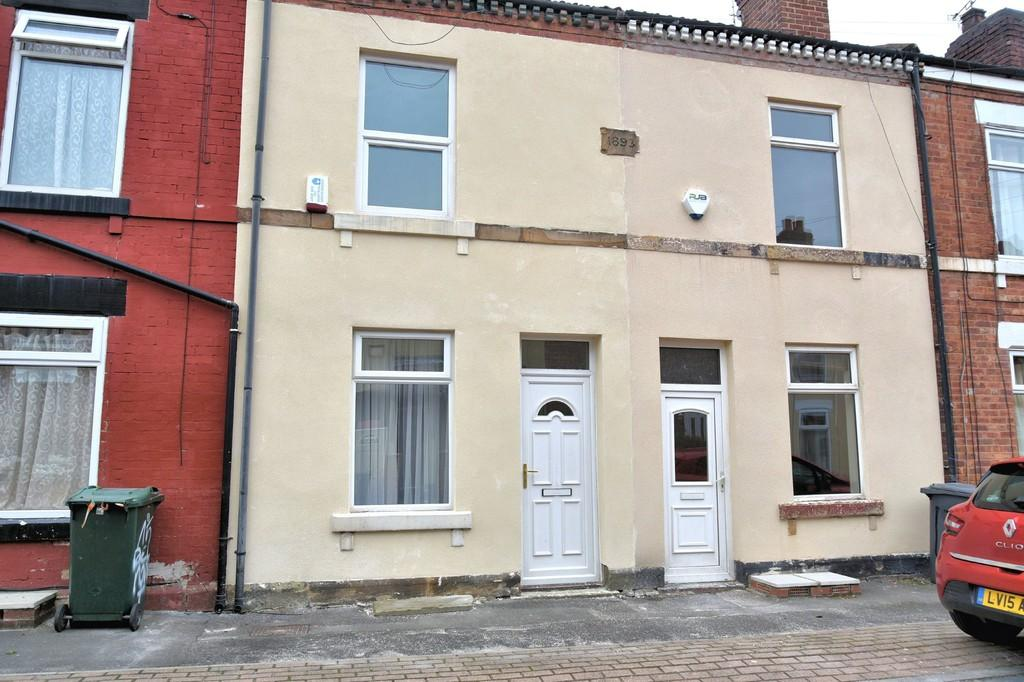 2 Bedrooms Terraced House for sale in Belmont Street, Mexborough, Mexborough