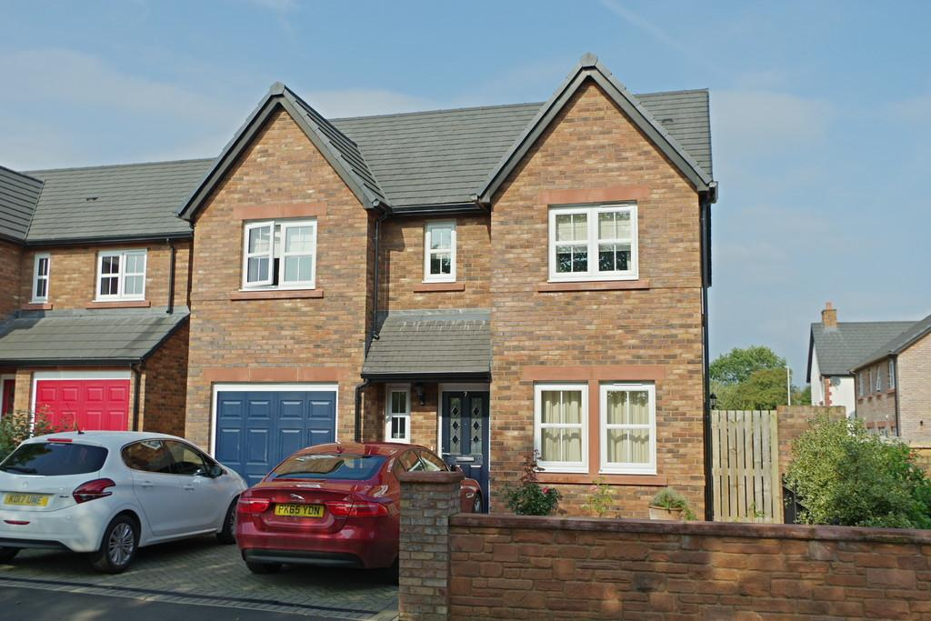 4 Bedrooms Detached House for sale in Alders Edge, Scotby
