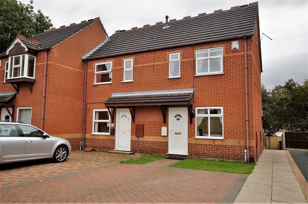 2 Bedrooms End Of Terrace House for sale in Nightingale Crescent, Lincoln