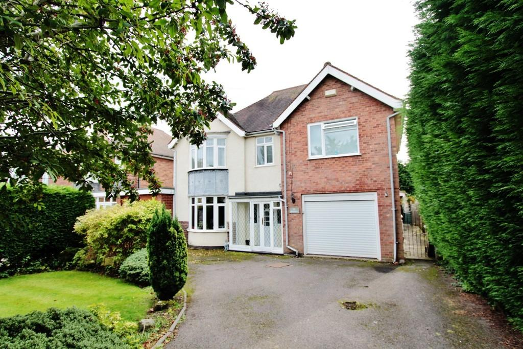 4 Bedrooms Detached House for sale in Comberford Road, Tamworth