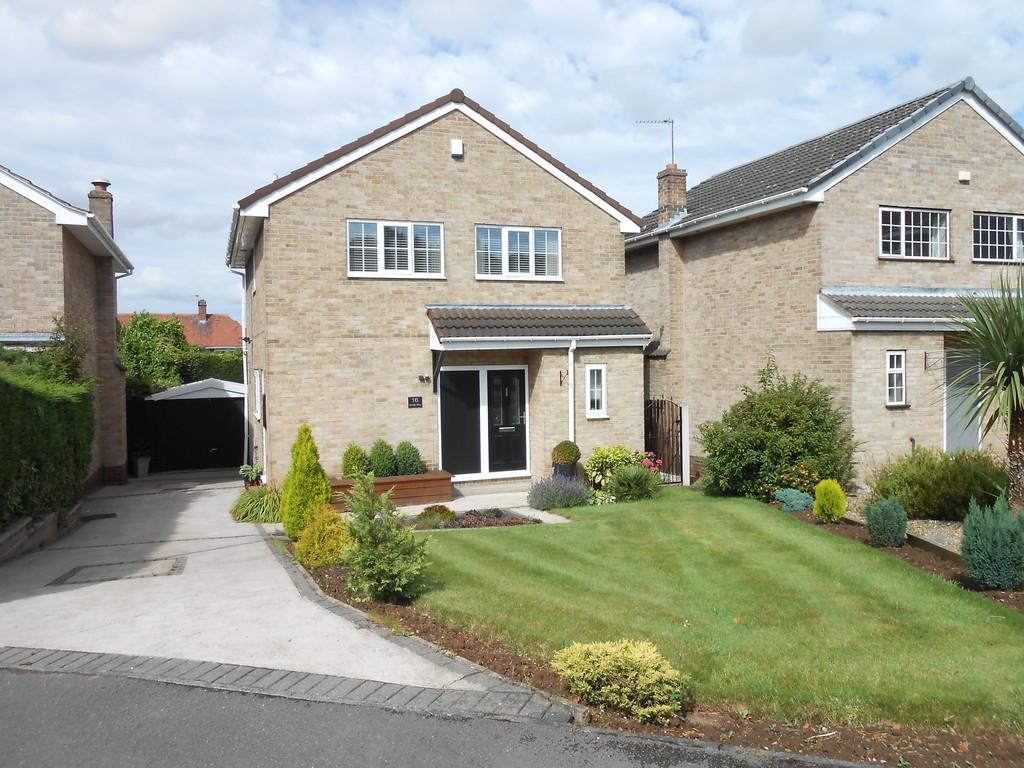 3 Bedrooms Detached House for sale in Orchid Way, South Anston