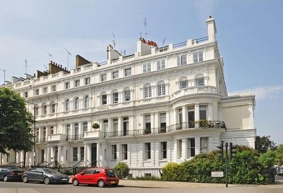 2 Bedrooms Flat for sale in Ladbroke Gardens, Notting Hill, London, W11