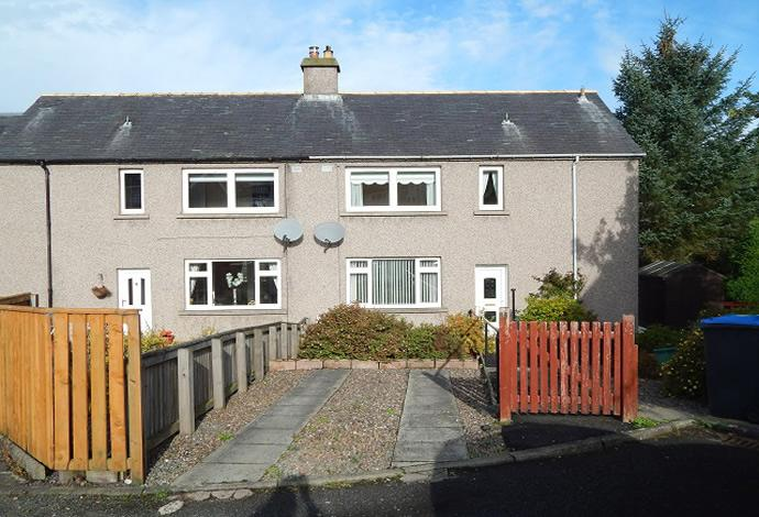 3 Bedrooms Semi Detached House for sale in 13 Meigle Row, Clovenfords, TD1 3LX