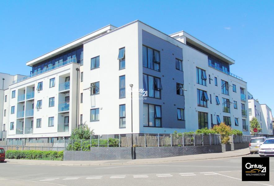 2 Bedrooms Flat for sale in Vellum Court, Hillyfield, Walthamstow