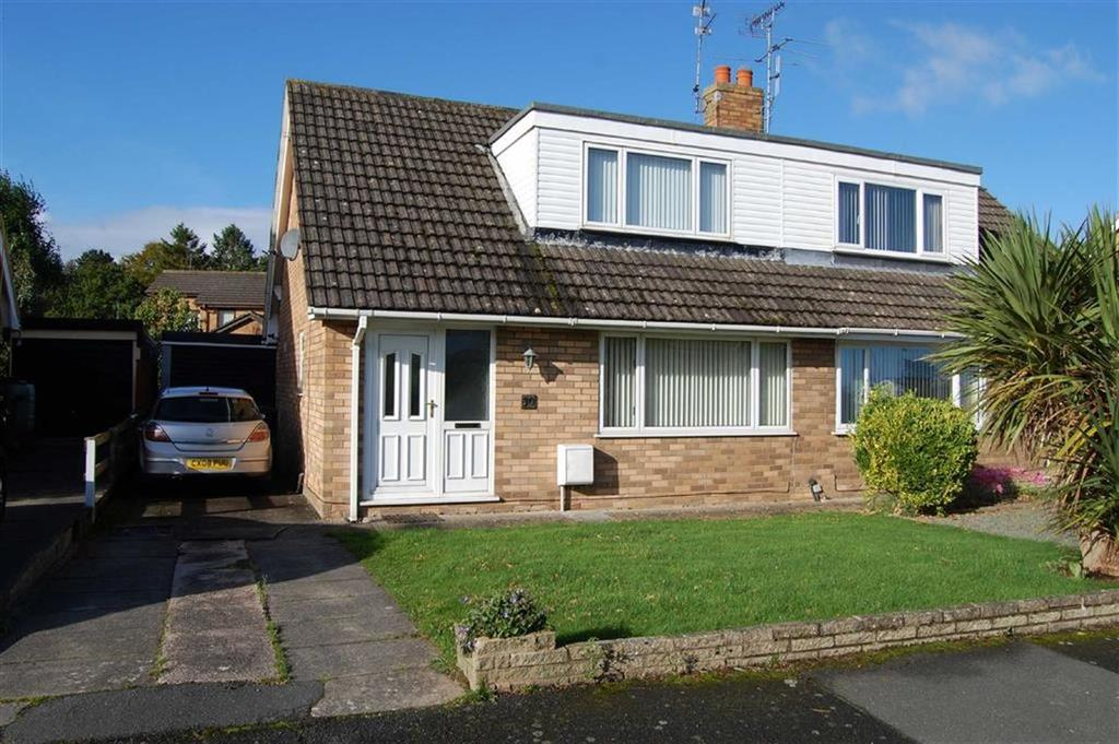 3 Bedrooms Semi Detached House for sale in Sunningdale Avenue, Upper Colwyn Bay, Colwyn Bay