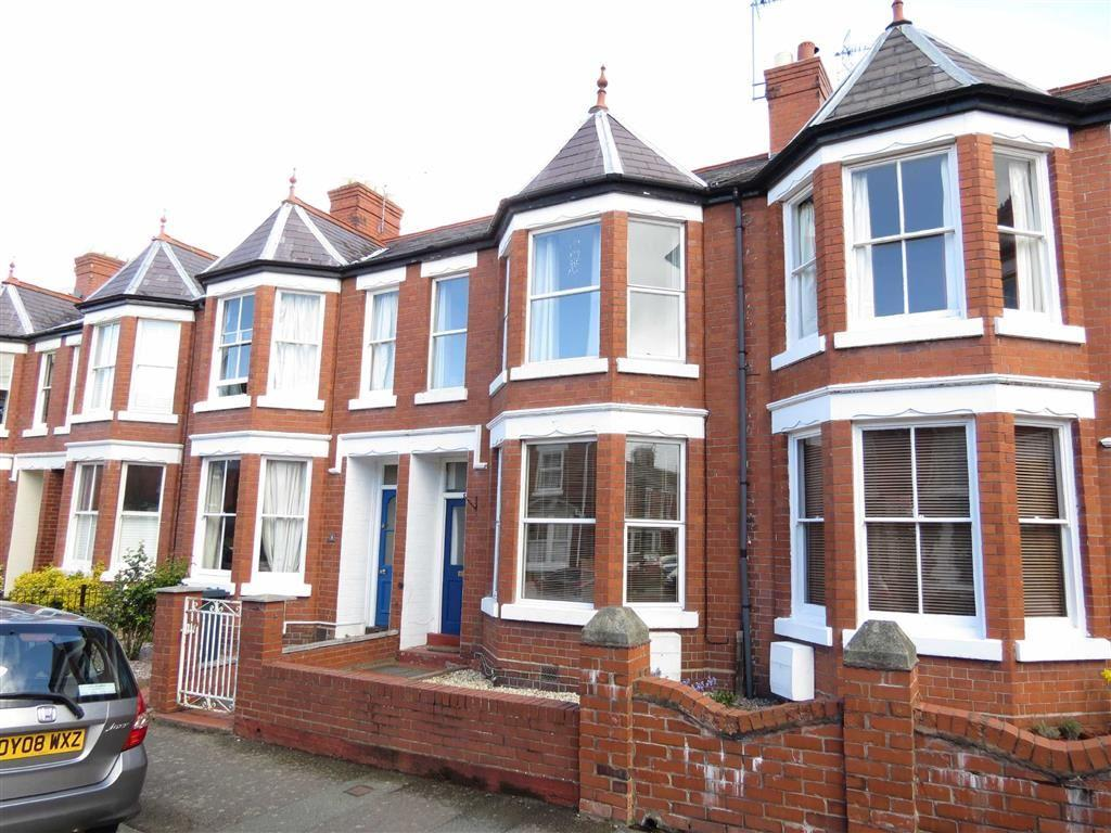 3 Bedrooms Terraced House for sale in Alfred Street, Cherry Orchard, Shrewsbury, Shropshire