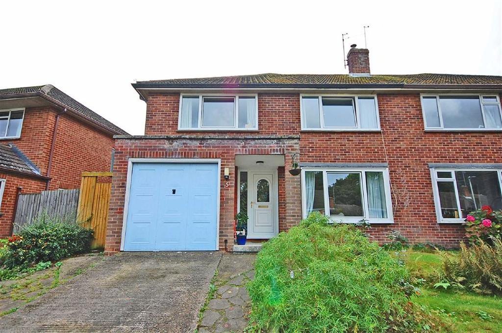 4 Bedrooms Semi Detached House for sale in Copt Elm Close, Charlton Kings, Cheltenham, GL53