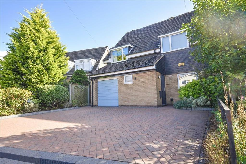 4 Bedrooms Semi Detached House for sale in Franklin Drive, Tollerton