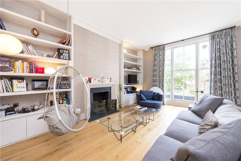3 Bedrooms Flat for sale in Lawn Road, Belsize Park, London, NW3