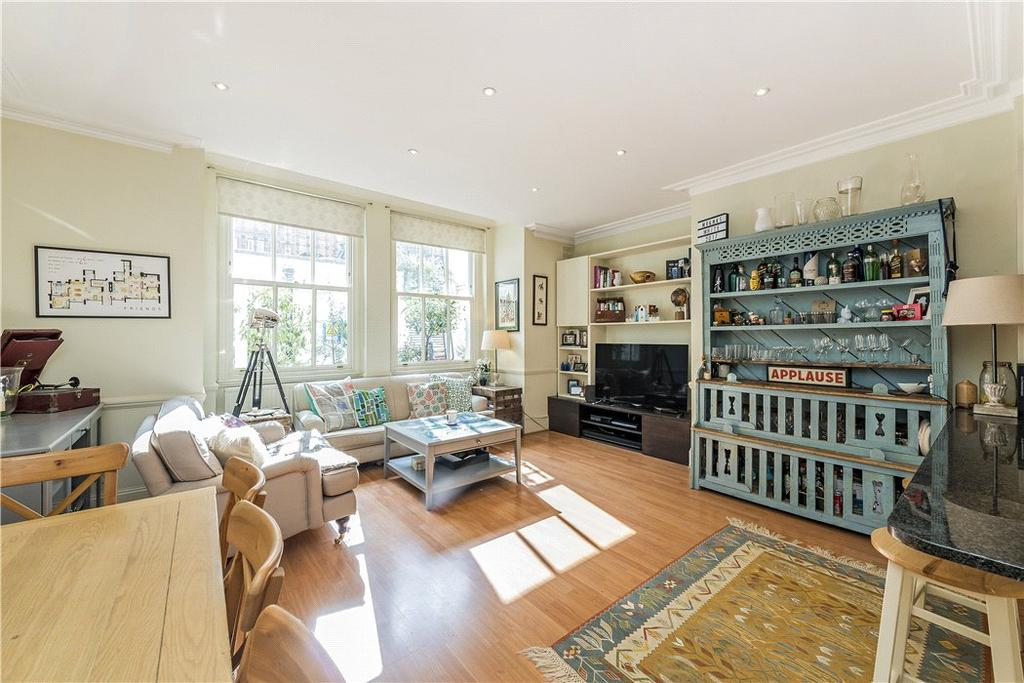 2 Bedrooms Flat for sale in Wetherby House, 20-21 Wetherby Gardens, Earls Court, London, SW5