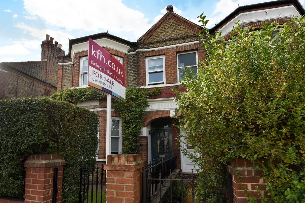 5 Bedrooms Semi Detached House for sale in Stondon Park, Forest Hill