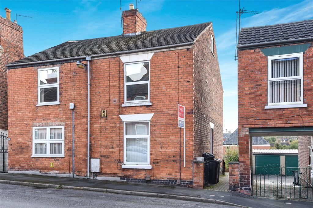 1 Bedroom Flat for sale in Stuart Street, Grantham, NG31