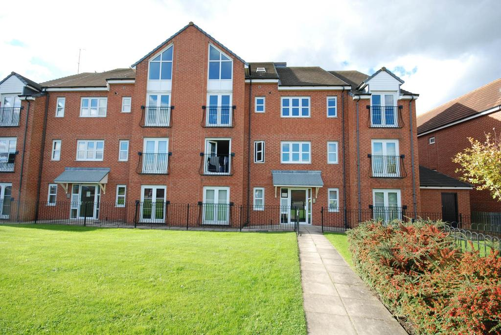2 Bedrooms Apartment Flat for sale in Wardley