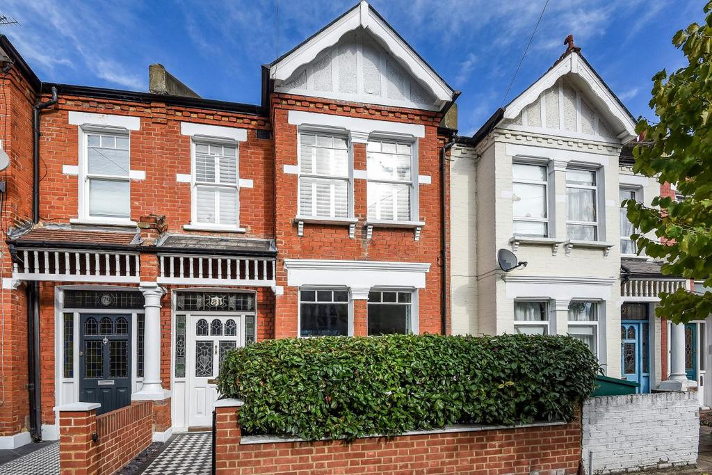 4 Bedrooms Terraced House for sale in Lavenham Road, Southfields