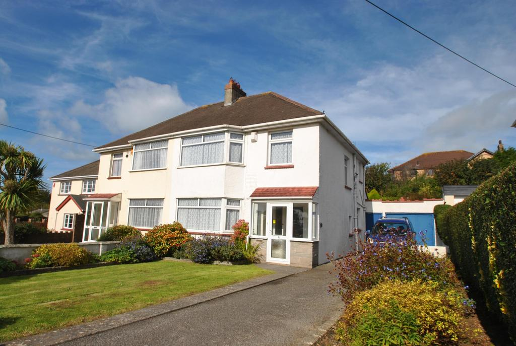 3 Bedrooms Semi Detached House for sale in Valley Road, Bude