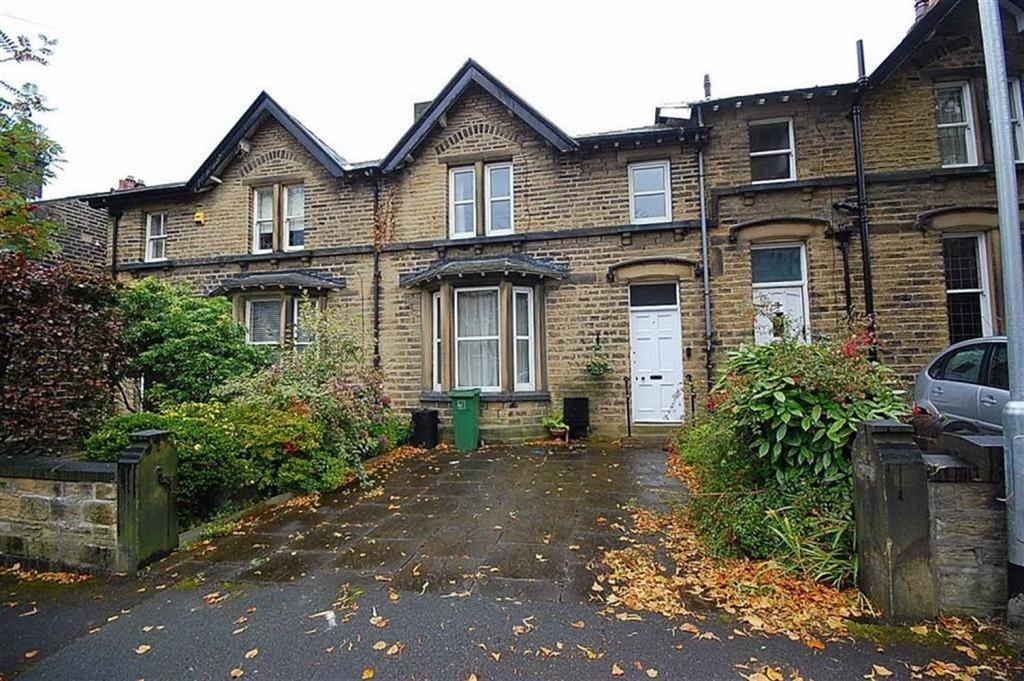 3 Bedrooms Terraced House for sale in Cleveland Road, Edgerton, Huddersfield, HD1