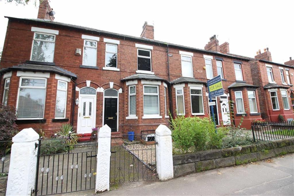 4 Bedrooms Terraced House for sale in Manchester Road, Altrincham