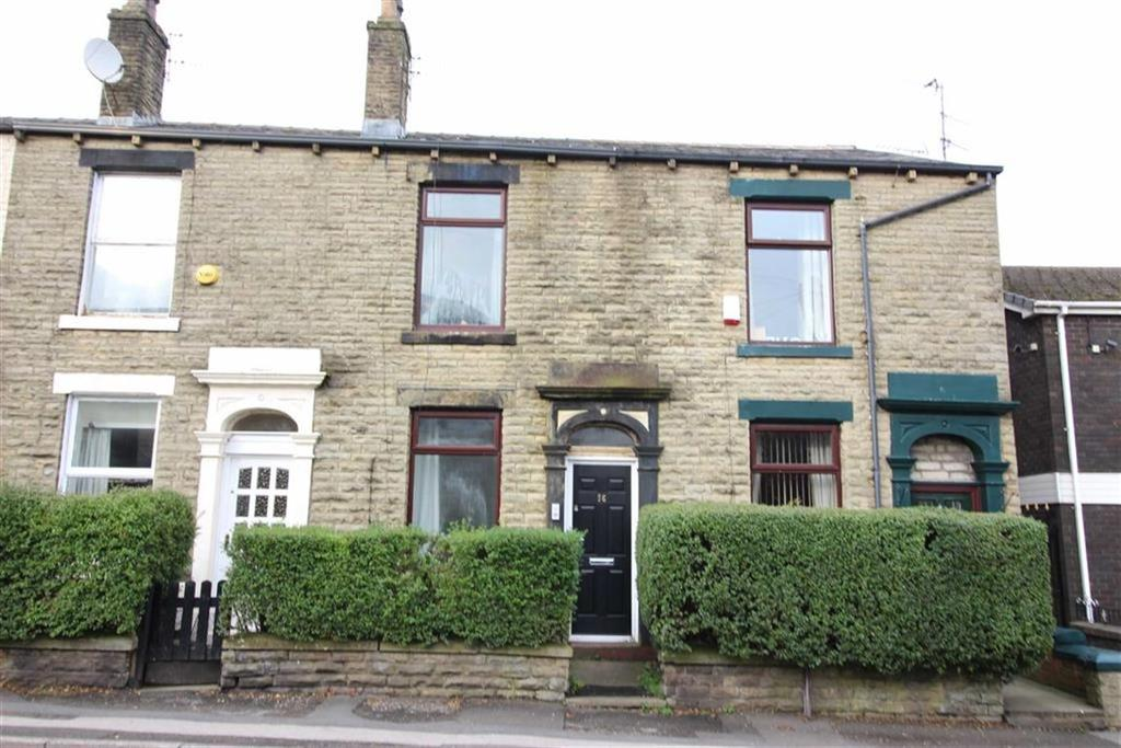 2 Bedrooms Terraced House for sale in Rochdale Road, Shaw