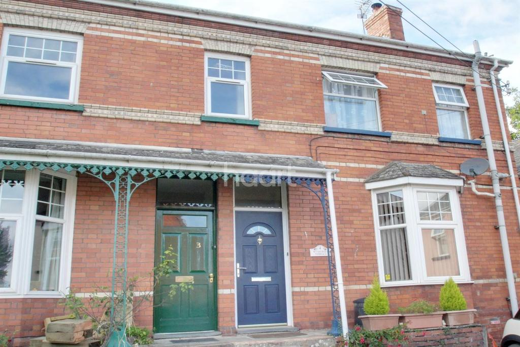 4 Bedrooms End Of Terrace House for sale in Cullompton