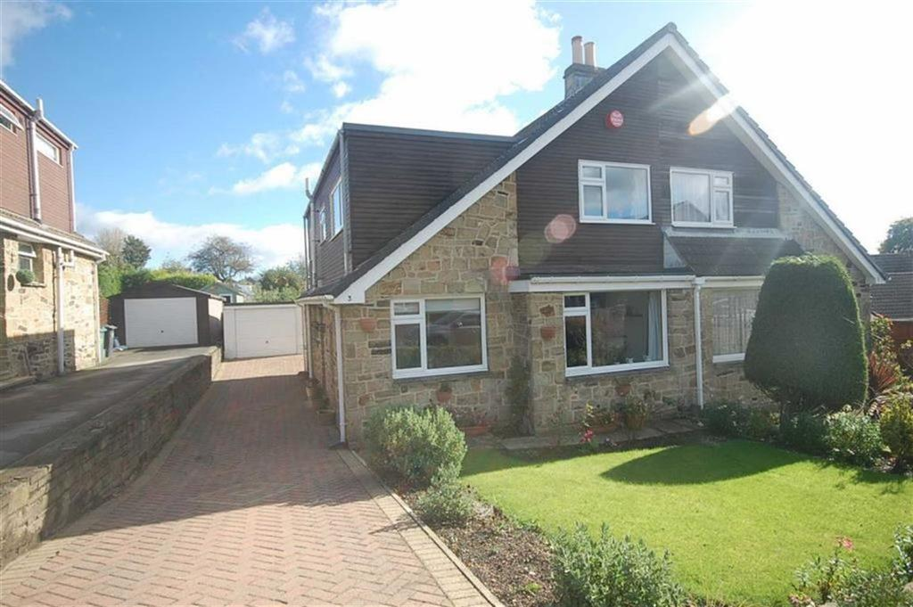 5 Bedrooms Semi Detached House for sale in Farrar Avenue, Mirfield, WF14