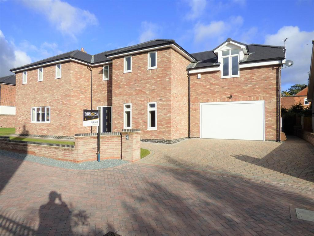 4 Bedrooms Detached House for sale in Merchants Drive, Harland Way, Cottingham