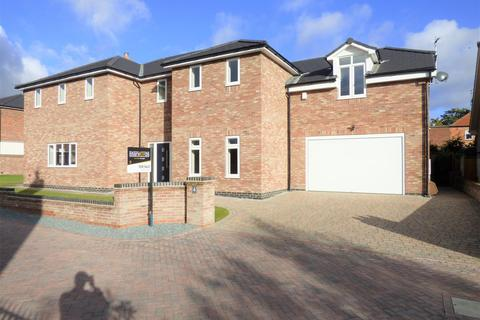4 bedroom detached house for sale - Merchants Drive, Harland Way, Cottingham
