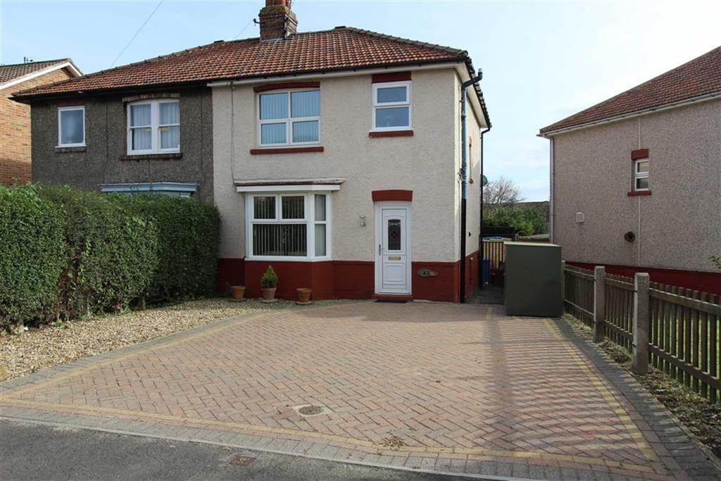 3 Bedrooms Semi Detached House for sale in Sewerby Road, Bridlington, E. Yorkshire, YO16