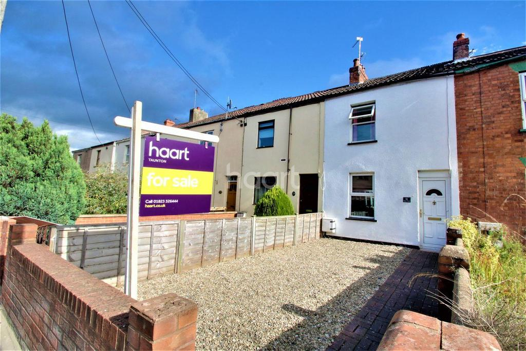 2 Bedrooms Terraced House for sale in Bristol Road, Bridgwater