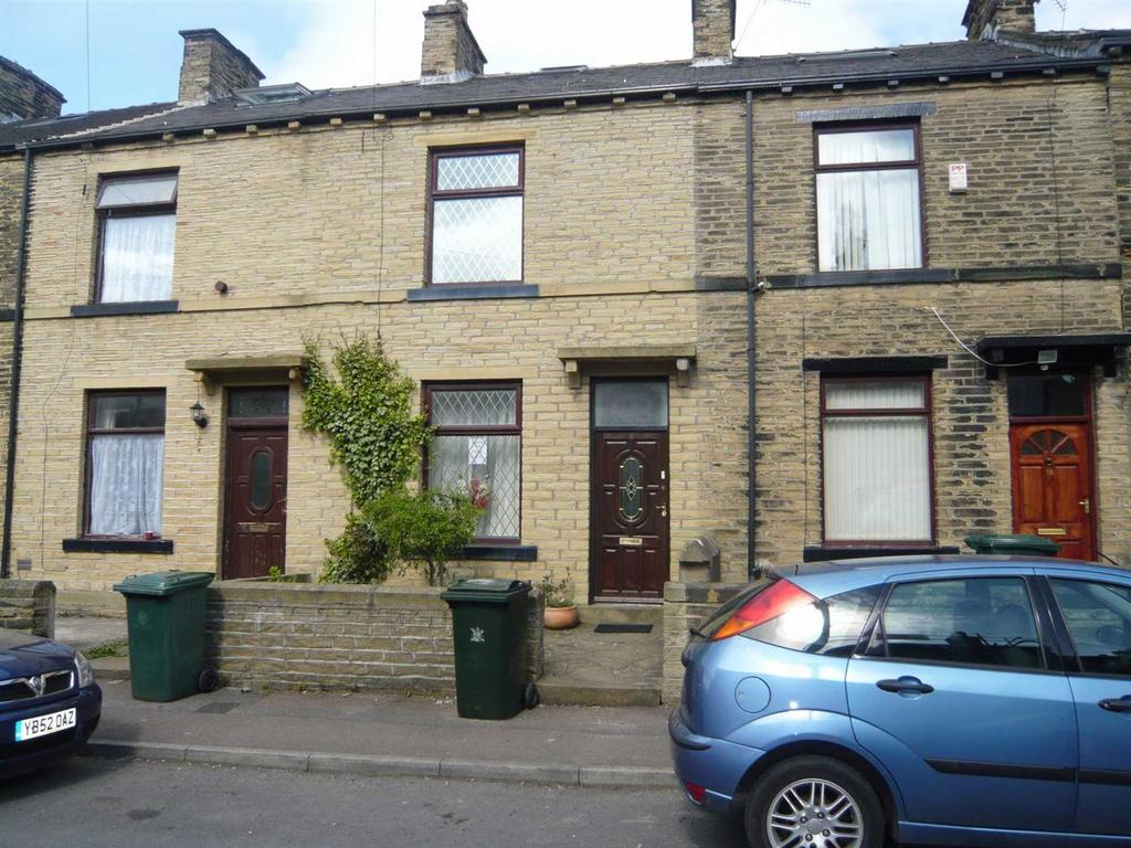3 Bedrooms Terraced House for sale in Westfield Terrace, BD2 4RJ