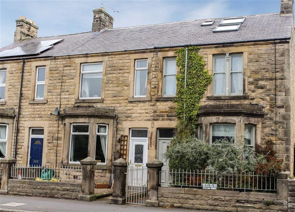 4 Bedrooms Terraced House for sale in Cambridge Terrace, Barnard Castle, County Durham