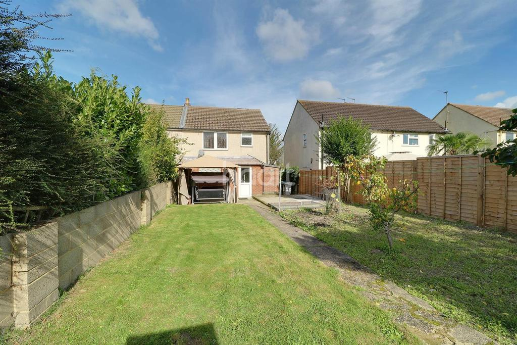 3 Bedrooms End Of Terrace House for sale in Malletts Road, Cherry Hinton