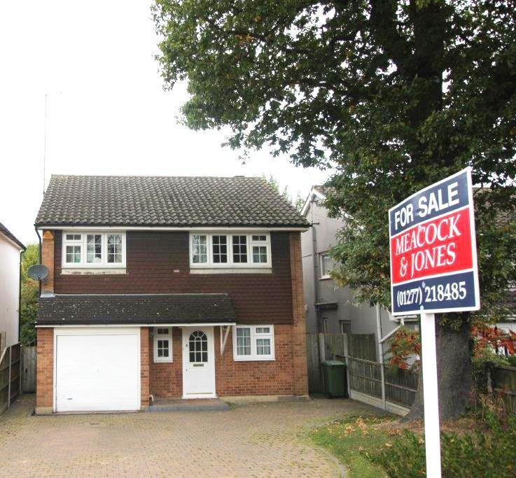 4 Bedrooms Detached House for sale in Shenfield