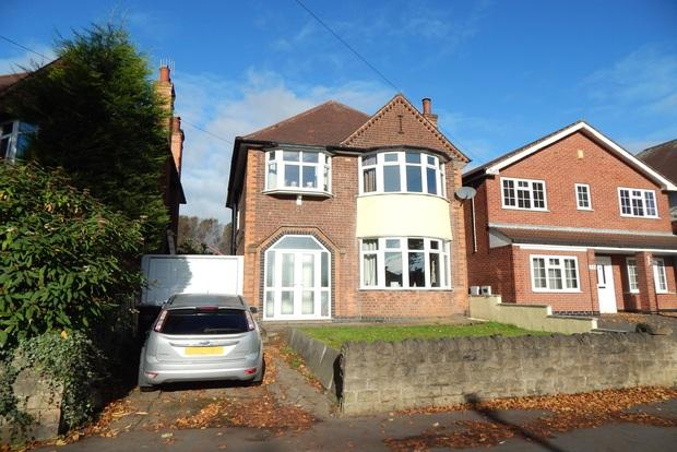 3 Bedrooms Detached House for sale in Western Boulevard, Nottingham, NG8