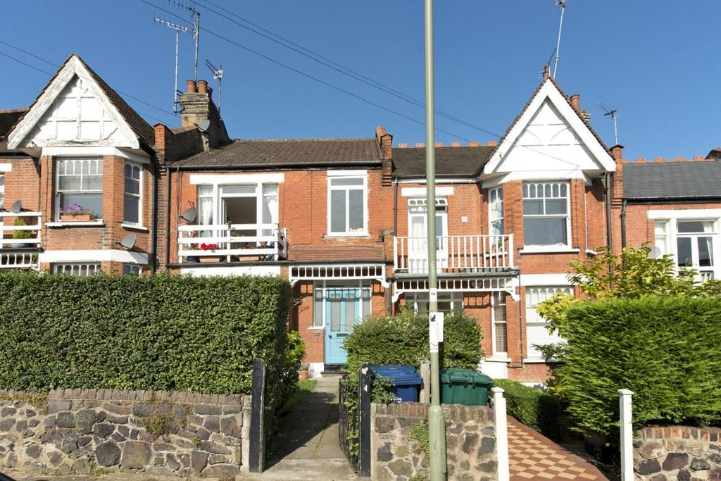2 Bedrooms Flat for sale in Sydney Road, Muswell Hill