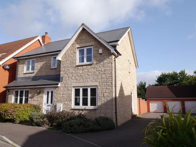 4 Bedrooms House for sale in Pear Tree Way, Wellington TA21