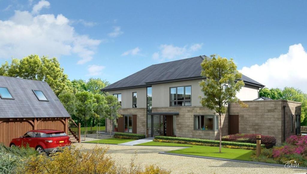 7 Bedrooms Detached House for sale in WINTERBROOK, ROSSETT GREEN LANE, HARROGATE HG2 9LH