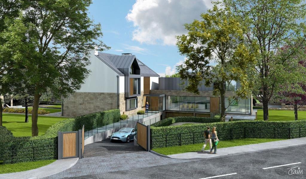 6 Bedrooms Detached House for sale in ASHFIELD, ROSSETT GREEN LANE, HARROGATE HG2 9LH