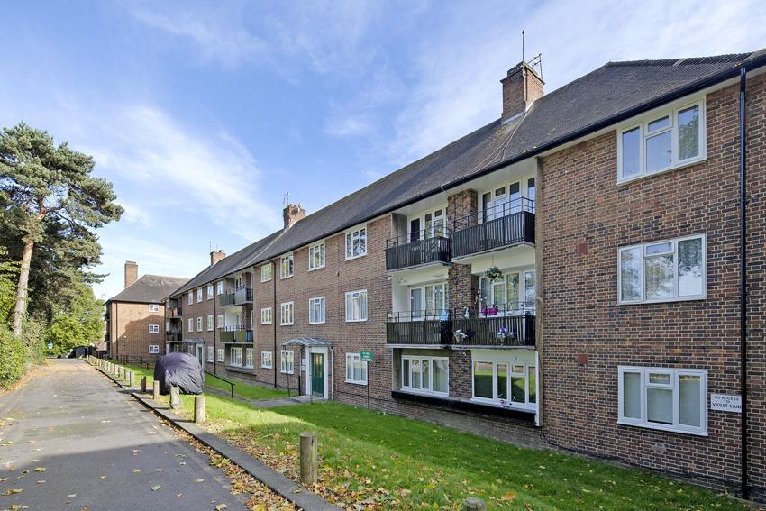 1 Bedroom Flat for sale in Hillside House, Croydon, Duppas Avenue, CR0 4BX