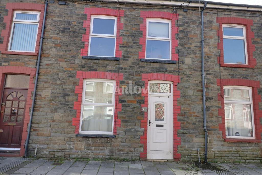 3 Bedrooms Terraced House for sale in Ilan Road, Abertridwr