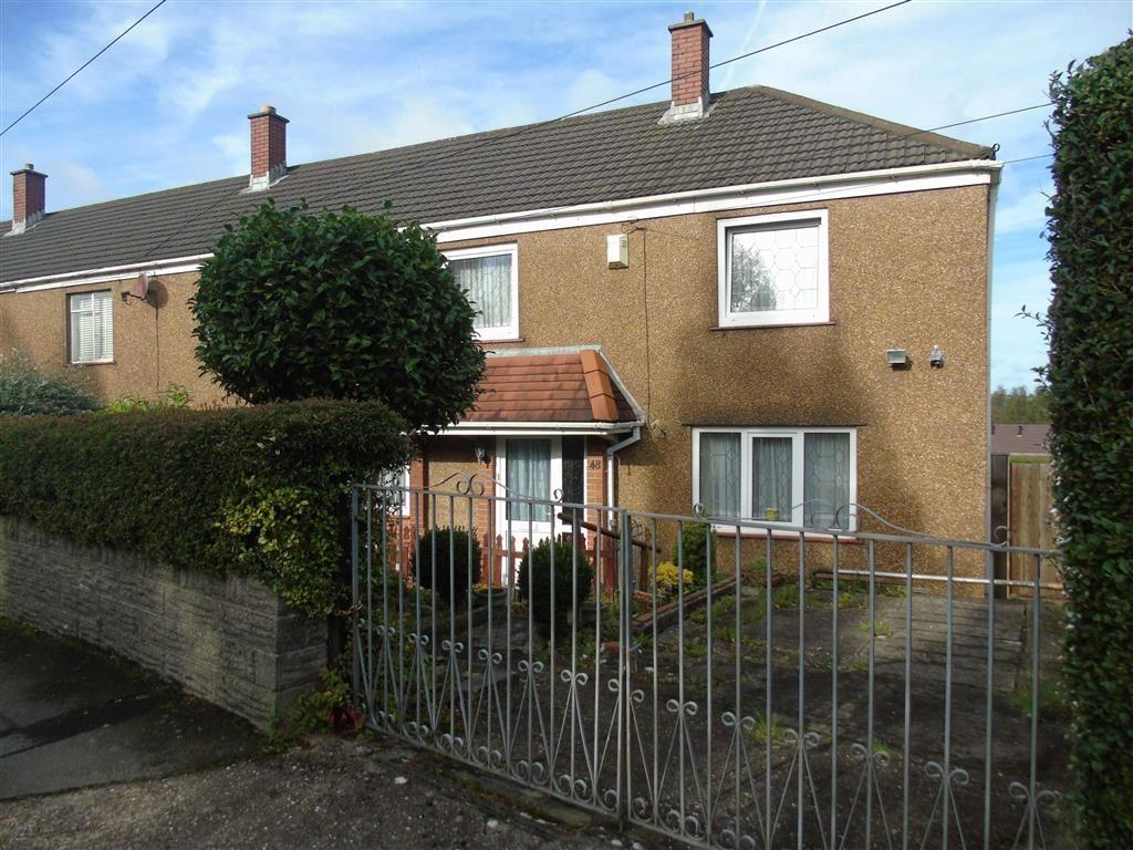 3 Bedrooms End Of Terrace House for sale in Cardigan Crescent, Winch Wen, Swansea