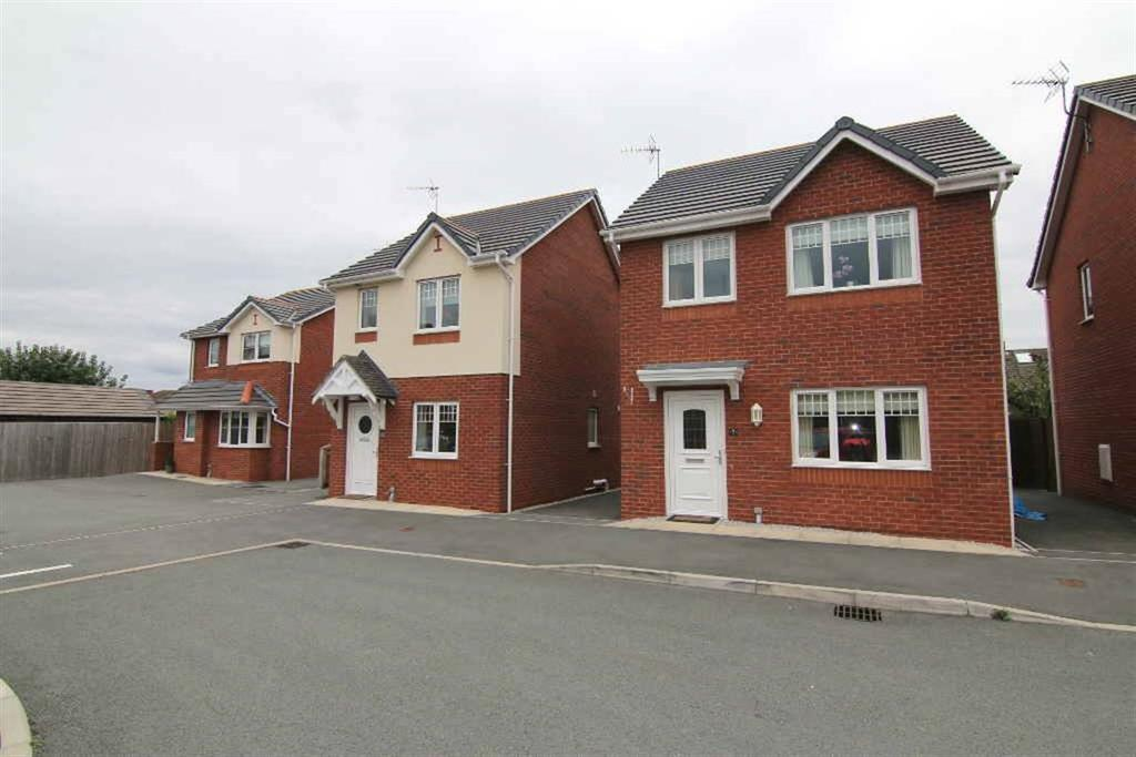 3 Bedrooms Detached House for sale in Kings Court, Broughton