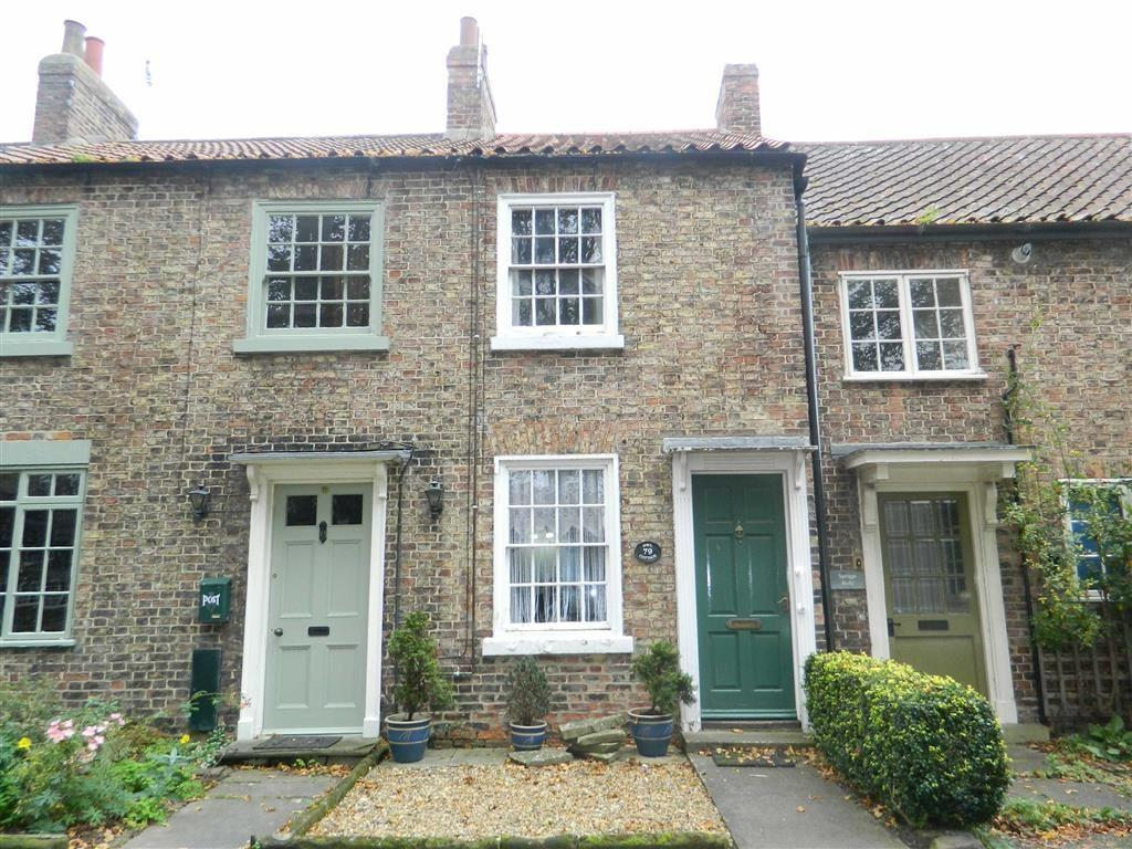 2 Bedrooms Terraced House for sale in Front Street, Sowerby