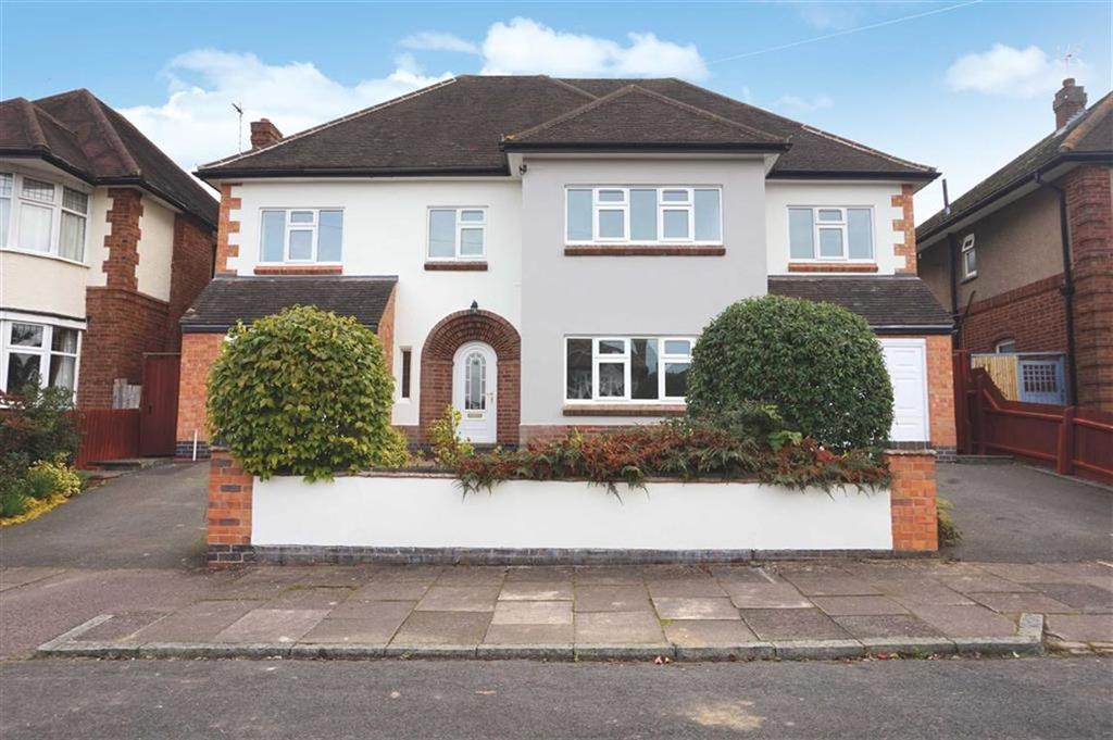 7 Bedrooms Detached House for sale in Portsdown Road, Knighton, Leicester
