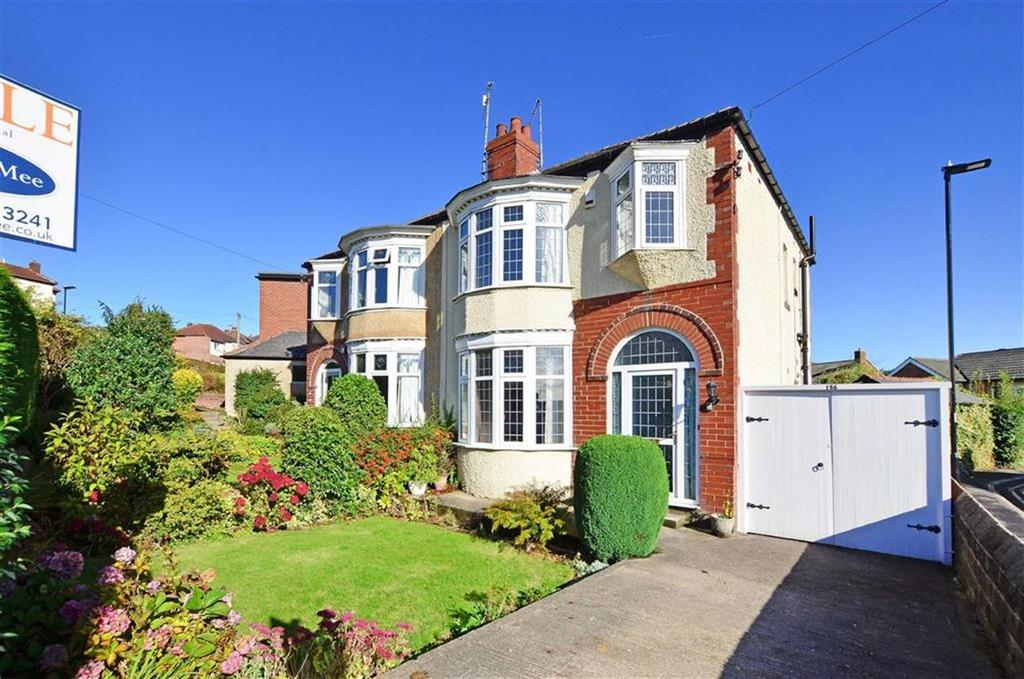 3 Bedrooms Semi Detached House for sale in 136, Springfield Road, Millhouses, Sheffield, S7