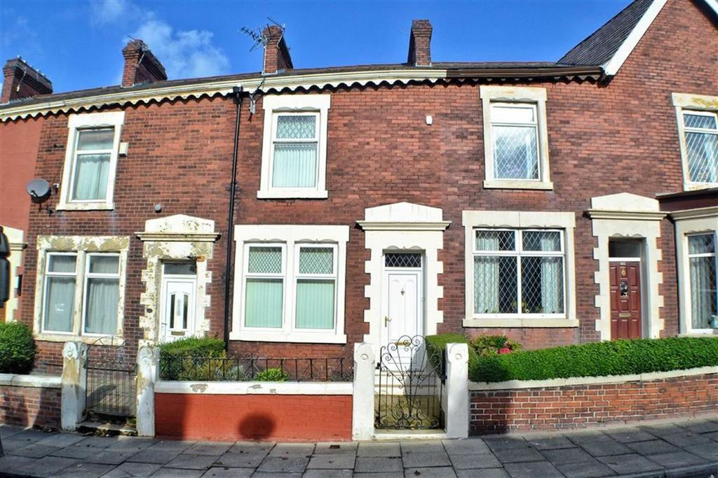 3 Bedrooms Terraced House for sale in Pritchard Street, Blackburn