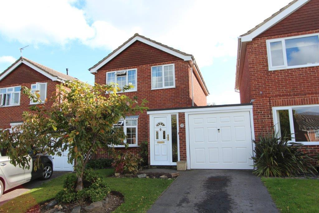 3 Bedrooms Link Detached House for sale in Havendale, Hedge End SO30