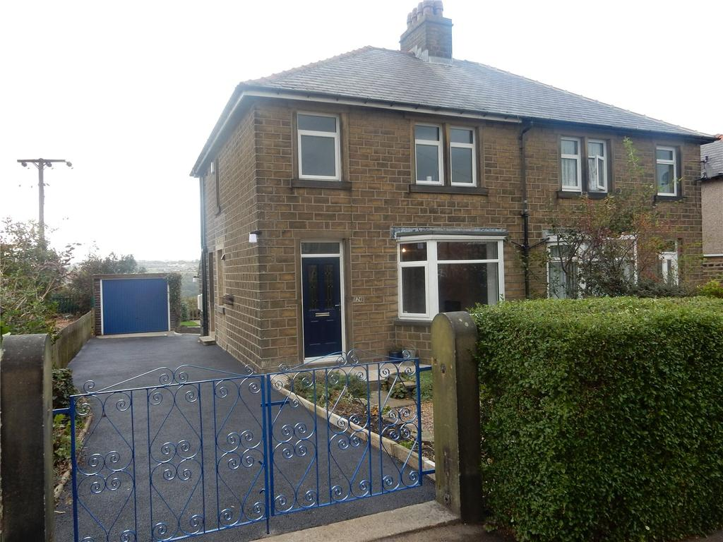 3 Bedrooms Semi Detached House for sale in Gramfield Road, Huddersfield, HD4