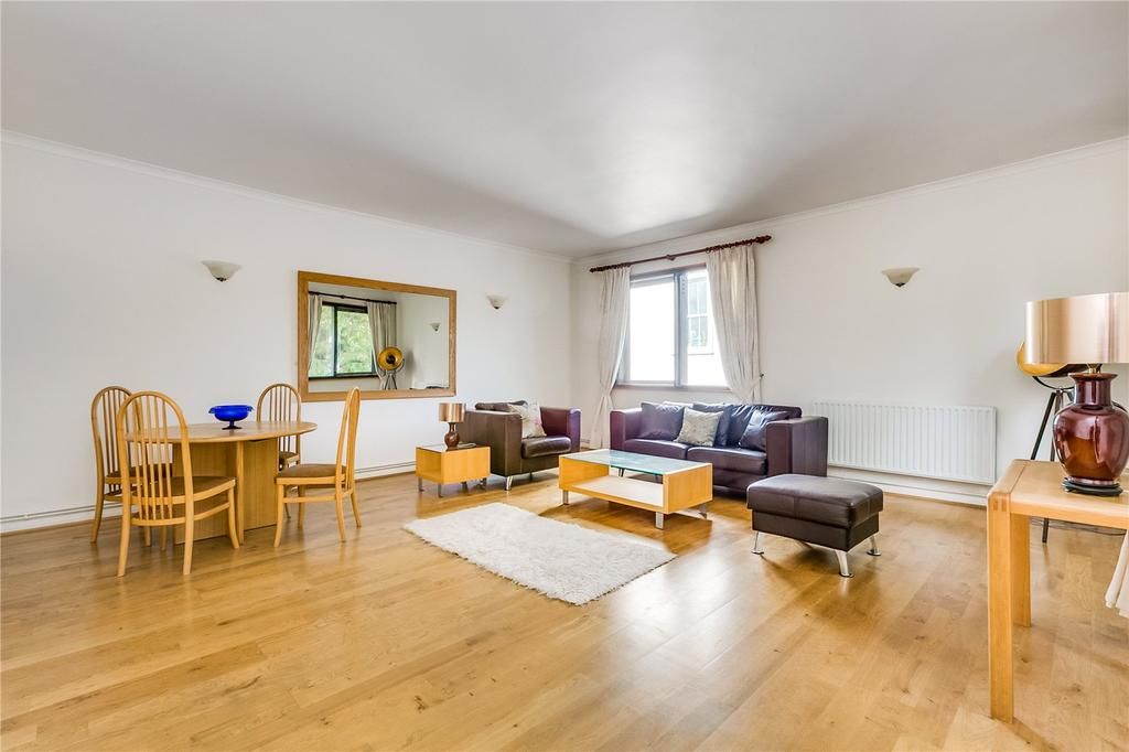 2 Bedrooms Flat for sale in Hungerford House, 22 Napier Place, London