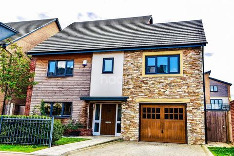 4 bedroom detached house for sale - Beluga Close, Peterborough